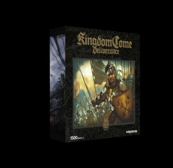 Puzzle Kingdom Come: Deliverance 5 - Charge!