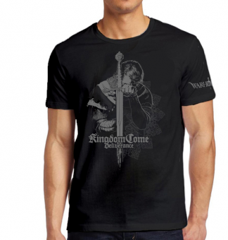 T-shirt Kingdom Come: Deliverance - Henry