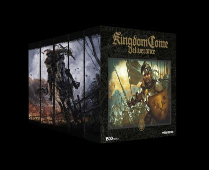 Puzzle Kingdom Come: Deliverance 4 - Sazava Monastery