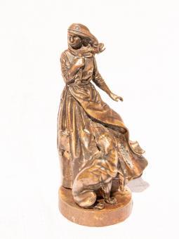 Bronze Statue Kingdom Come: Deliverance - Tereza (Limited)