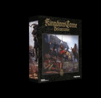 Puzzle Kingdom Come: Deliverance 1 - Raiding of Village